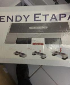 Trendy Sport ETAPA Ministepper mit Aufdruck (B-Ware)