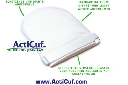 ActiCuf Kompressionstaschen