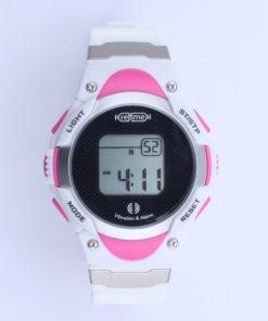 RE!ME Activ Erinnerungsuhr (weiß/pink)