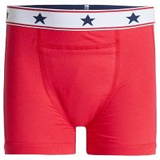 UnderWunder für Jungen Boxer rot