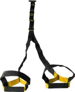 Slingtrainer POWER/gelb